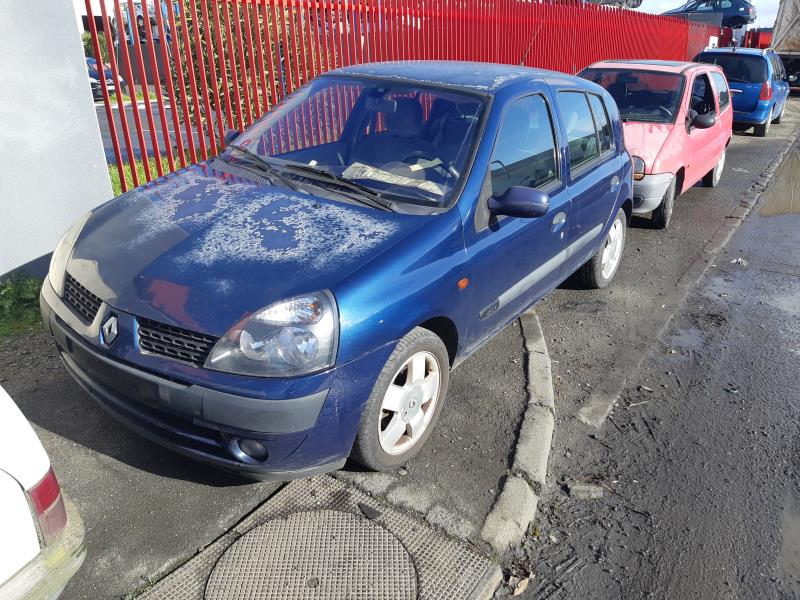 RENAULT CLIO II PHASE 2