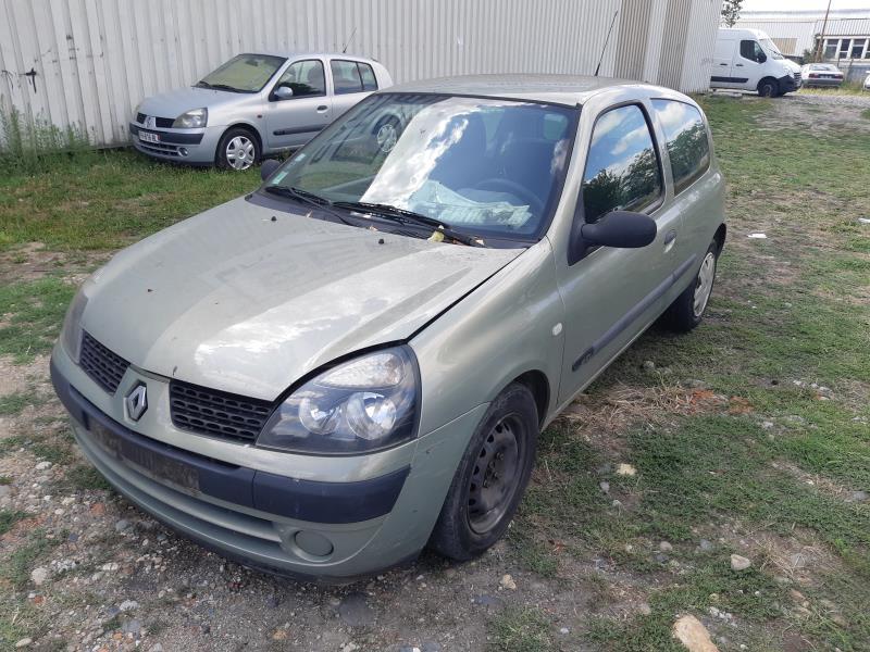 RENAULT CLIO II PHASE 2
