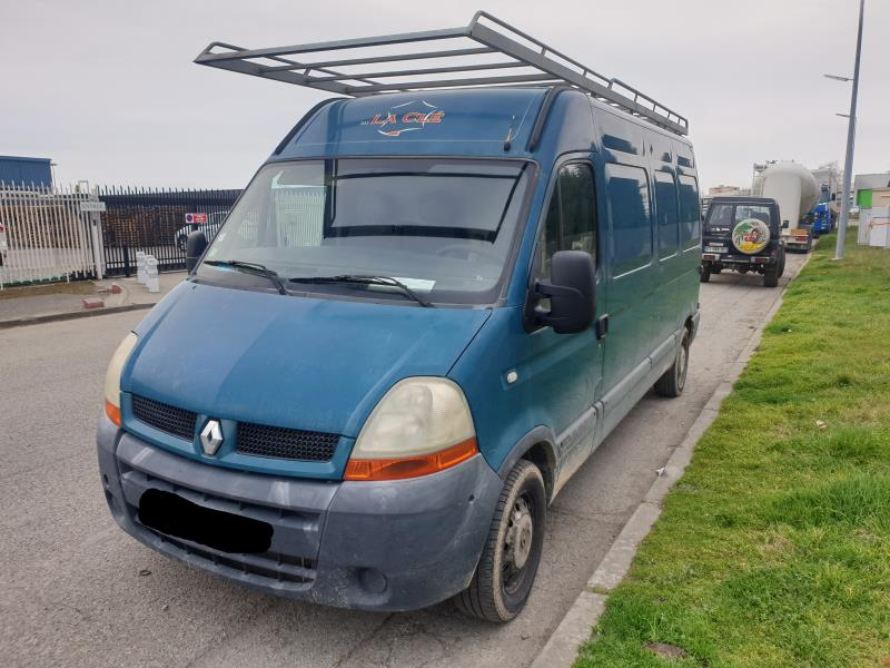 RENAULT MASTER II PHASE 2 CHASSIS CABINE